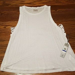 NWT Calvin Klein Performance athletic top